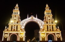 Portada Feria de Sevilla